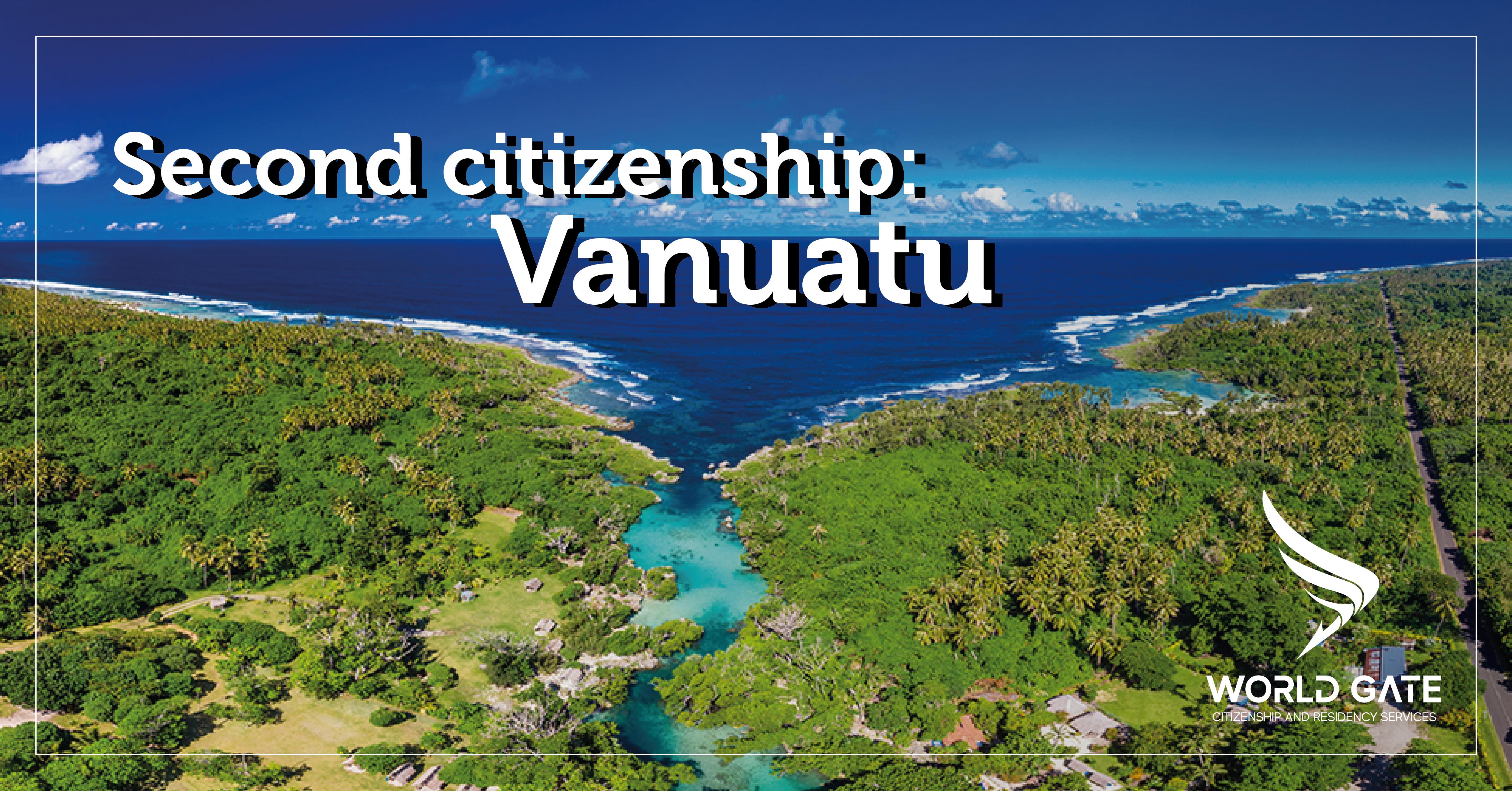 Citizenship By Investment in Vanuatu